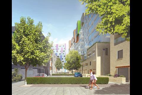 Greenwich Millenium Village